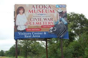 Civil War new sign