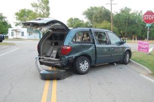 Lane wreck 5-22