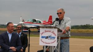 Sen.Inhofe at JMA