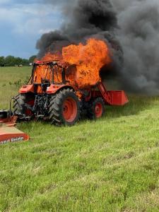 Sheffield tractor