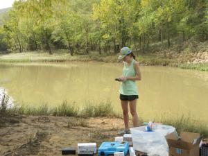 testing the water.lauren 2020